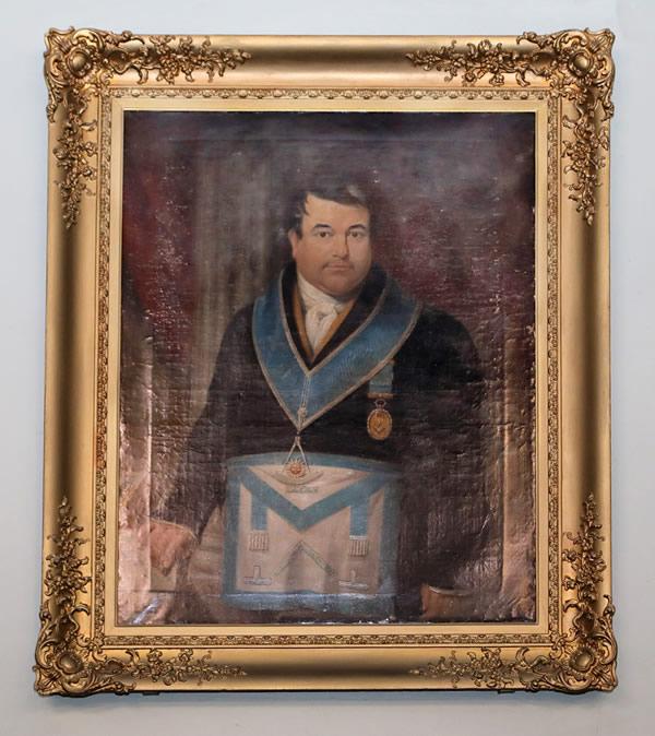 William Stone Athol Freemason Birmingham