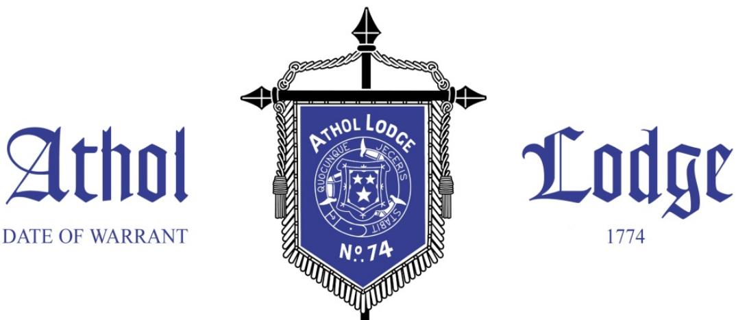 Athol no74 Masonry