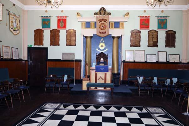 Athol Lodge room Birmingham