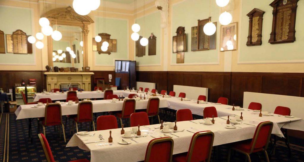 Birmingham Masonic Dining Hall