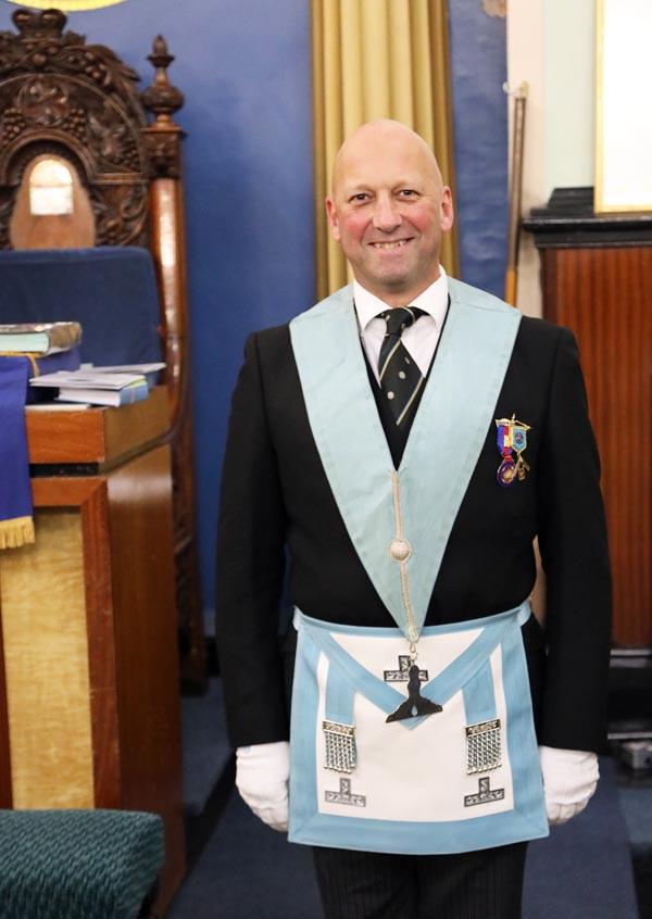 worshipful master mason Birmingham