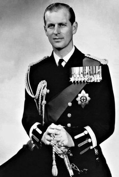 HRH Prince Phillip